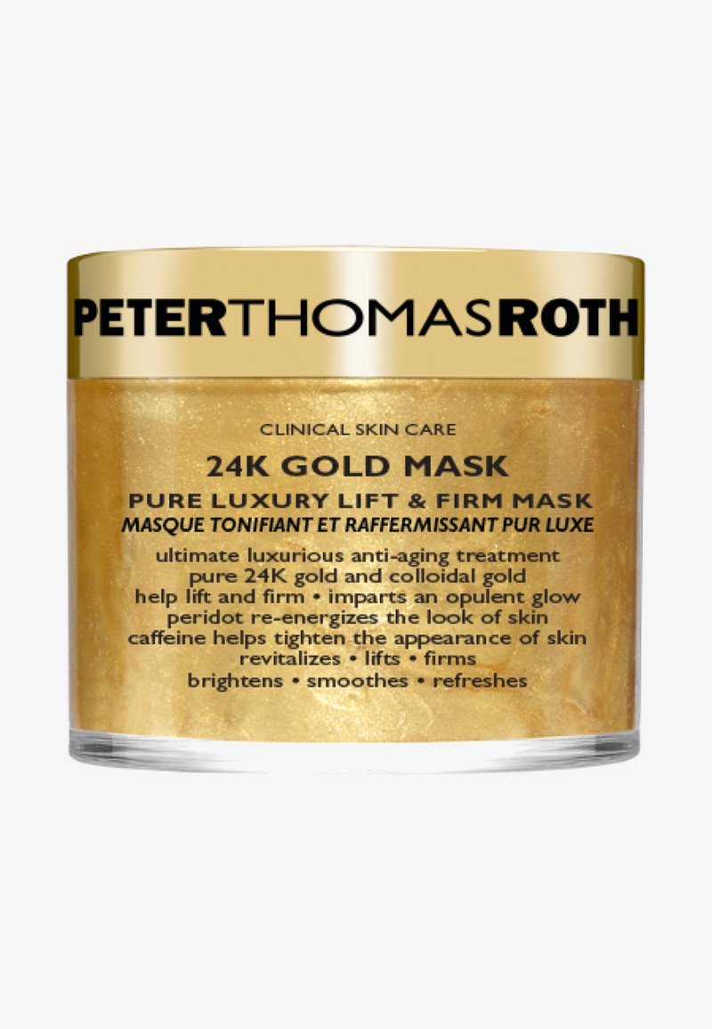 Peter Thomas Roth - 24K GOLD MASK 50ML - Masker - -