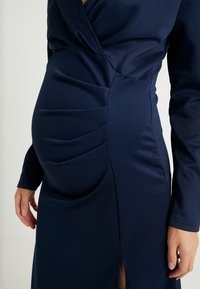 TFNC Maternity - EXCLUSIVE TEGWEN MAXI - Occasion wear - navy - 5