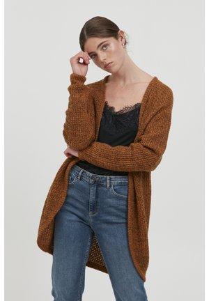 Cardigan - bombay brown