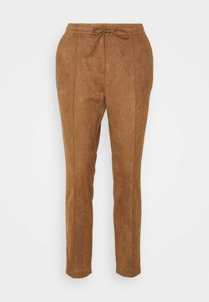 PANTS - Trousers - cinnamon