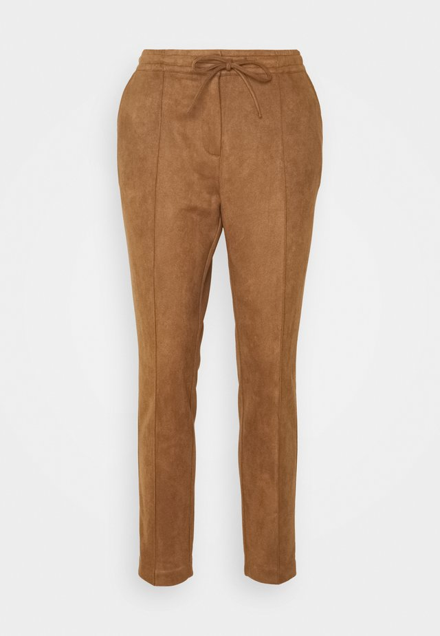 PANTS - Pantaloni - cinnamon