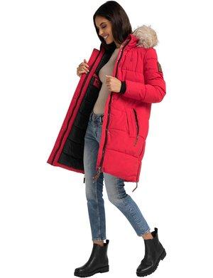 HALINA - Winter coat - red