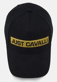 Just Cavalli - LOGO UNISEX - Kšiltovka - black - 4