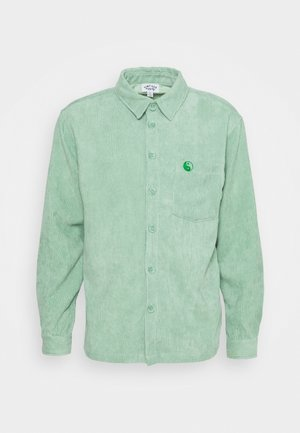 LONG SLEEVE SHIRT WITH YIN YANG EMBROIDERY - Camisa - green