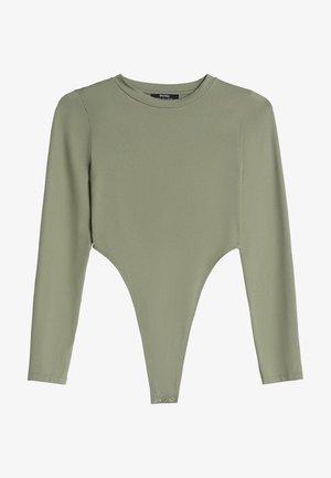LONG SLEEVE - Long sleeved top - khaki