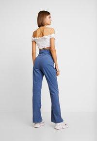 Fashion Union - LONGSAM - Pantaloni - blue - 3