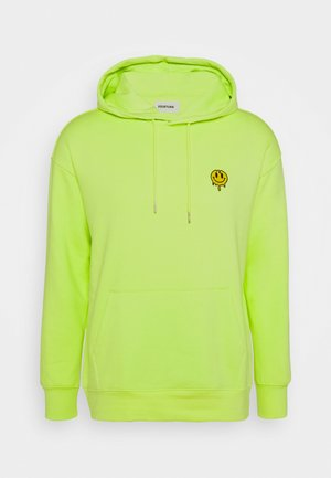 UNISEX - Sweat à capuche - lime punch