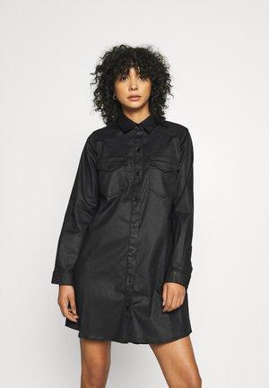 SHARON - Košilové šaty - black