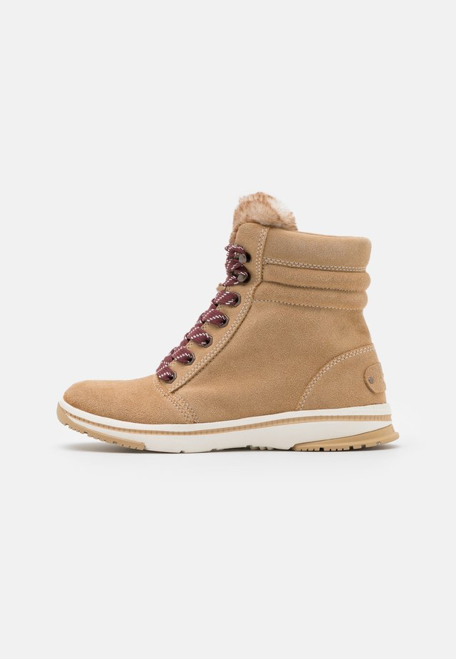 ALDRITCH - Veterboots - tan/brown