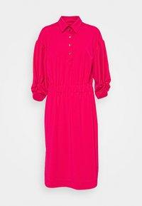 Marc Cain - Jersey dress - pink - 6