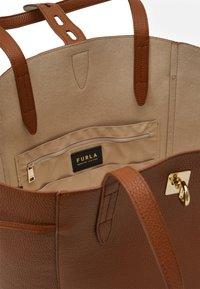 Furla - NET TOTE - Tote bag - cognac - 2