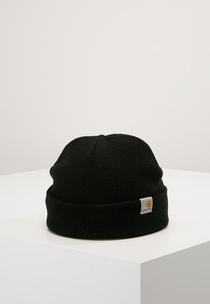 STRATUS HAT LOW - Mütze - black