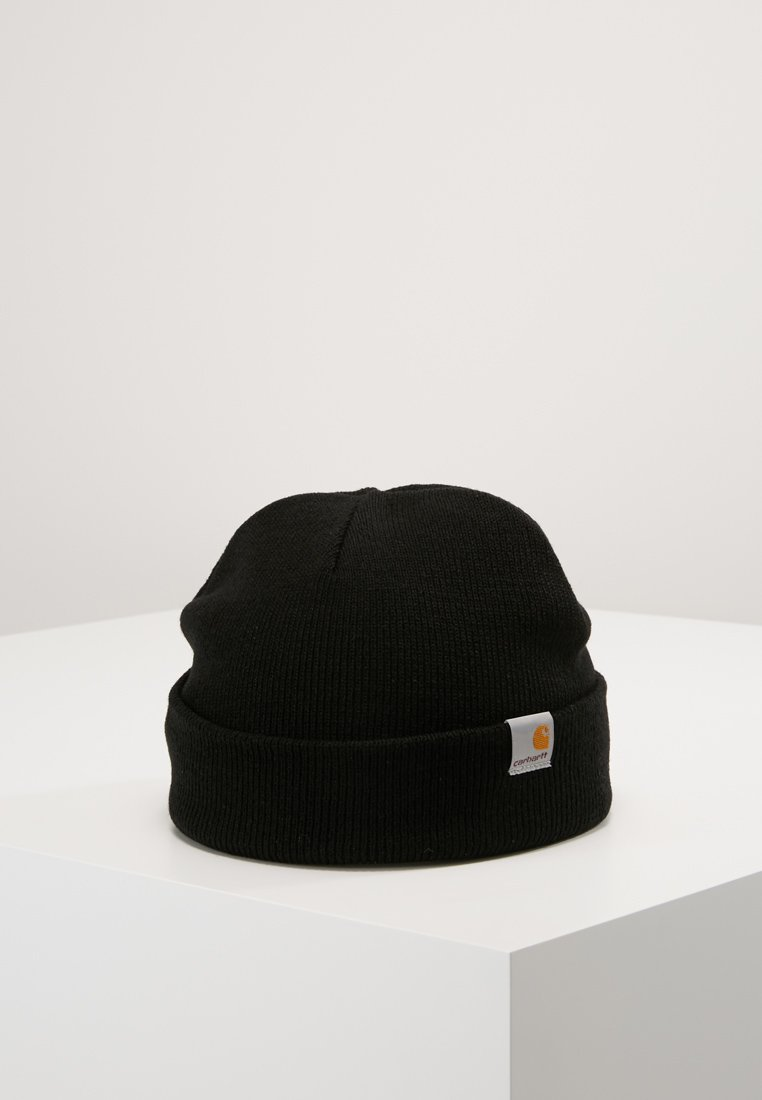 Carhartt WIP - STRATUS HAT LOW - Gorro - black