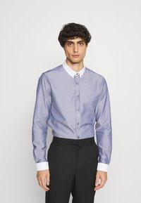 Shelby & Sons - FLINT SHIRT - Formal shirt - charcoal - 0