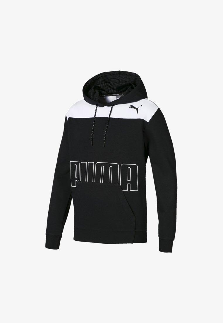 Puma - MODERN - Sweat à capuche - black