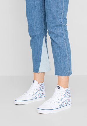 SK8 - High-top trainers - true white