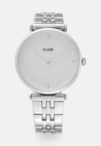 Cluse - TRIOMPHE - Watch - silver-coloured/salmon pink - 0