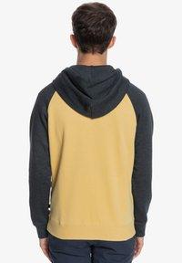 Quiksilver - EVERYDAY - Zip-up sweatshirt - rattan - 2