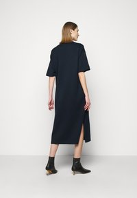 CLOSED - RUNA - Jumper dress - dark night - 2