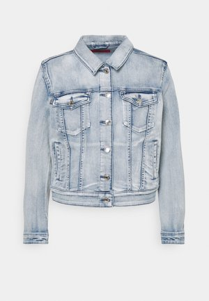 ALEX - Denim jacket - bright blue