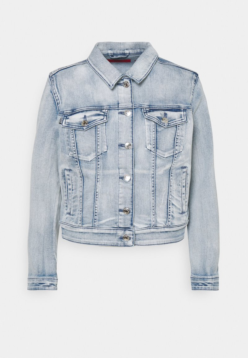 HUGO - ALEX - Denim jacket - bright blue