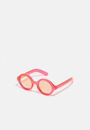 SHELBY - Sunglasses - neon coral