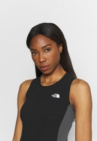 The North Face - CIRCADIAN DRESS - Jersey dress - black - 3