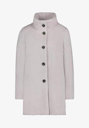Winter coat - middle cream melange