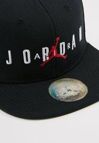 Jordan - JUMPMAN AIR - Kšiltovka - black - 2