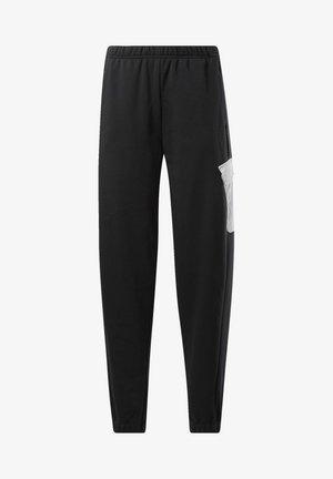 MYT JOGGERS - Spodnie treningowe - black