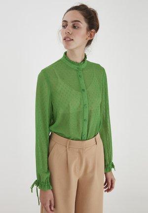 Button-down blouse - amazon