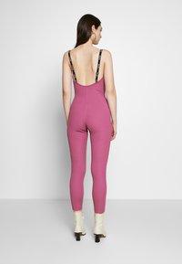 Nike Sportswear - Jumpsuit - mulberry rose - 2