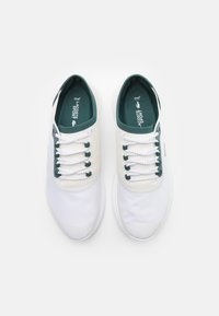 Lacoste - FIT - Sneakers - white/dark green - 3