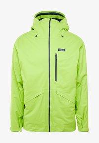 INSULATED SNOWSHOT - Ski jacket - peppergrass green