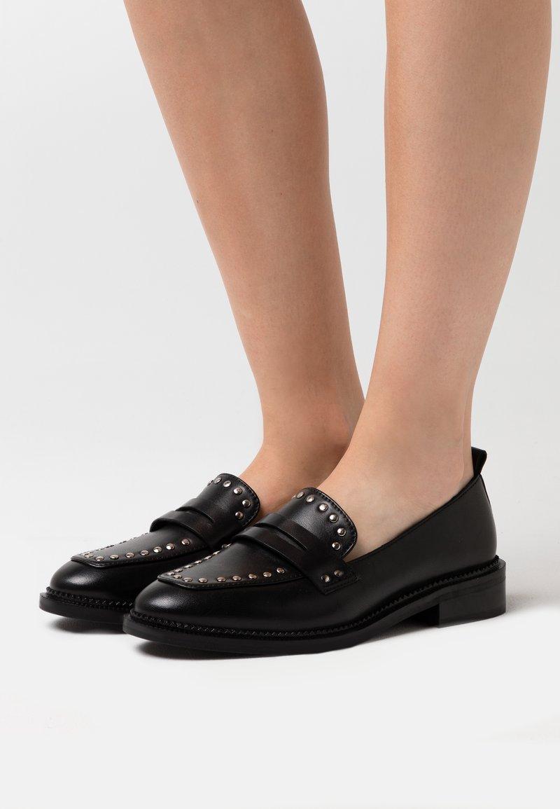 Zign - Slip-ins - black