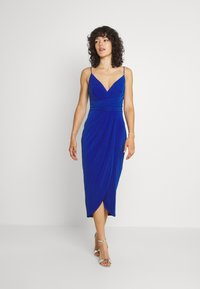 Trendyol - Jersey dress - royal blue - 4