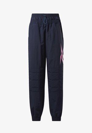 MYT JOGGERS - Spodnie treningowe - blue