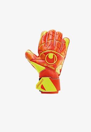 Goalkeeping gloves - orangegelb