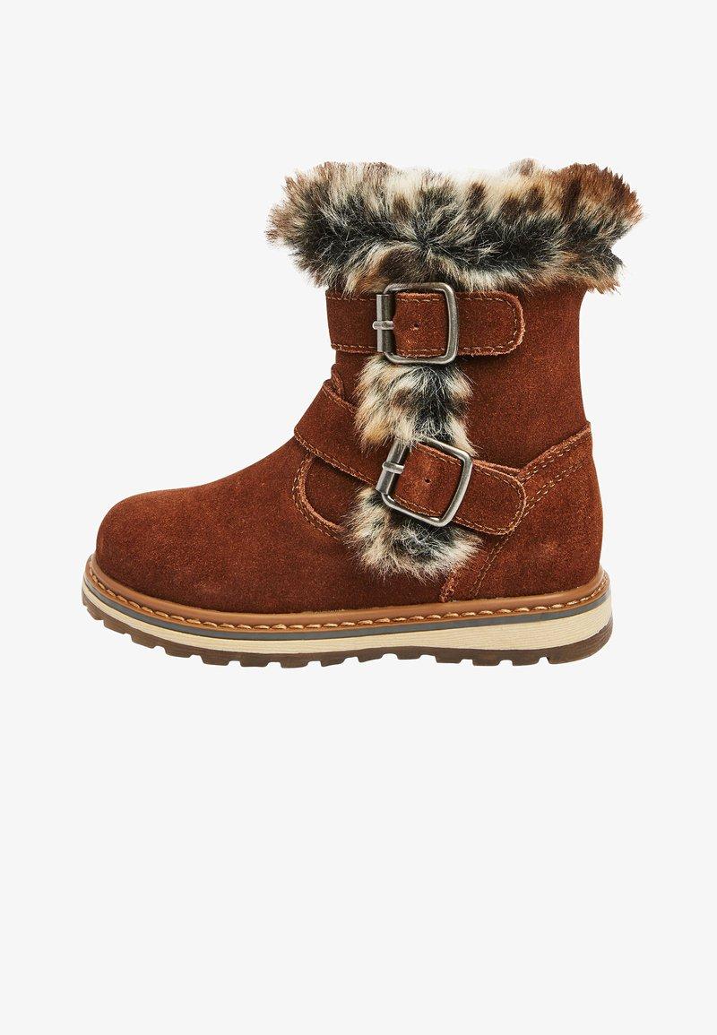 Next - Snowboots  - brown