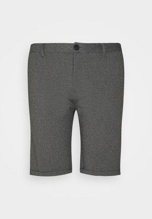 SUPER FLEX TAILORING - Shorts - grey mix
