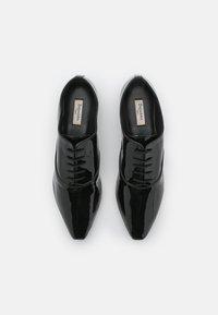 Repetto - ROY - Šněrovací boty - noir - 4