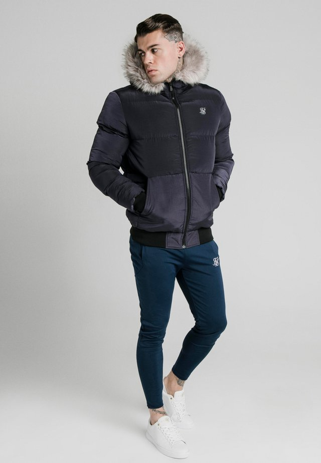 DISTANCE JACKET - Winter jacket - navy