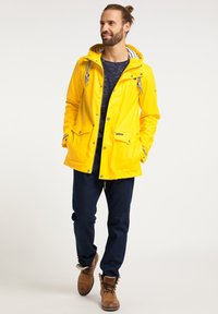 Schmuddelwedda - Waterproof jacket - gelb - 1