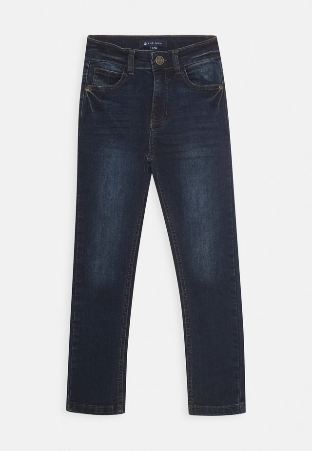 COPENHAGEN - Jean slim - dark blue