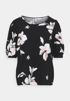 ONLKARMA LIFE  - Print T-shirt - black
