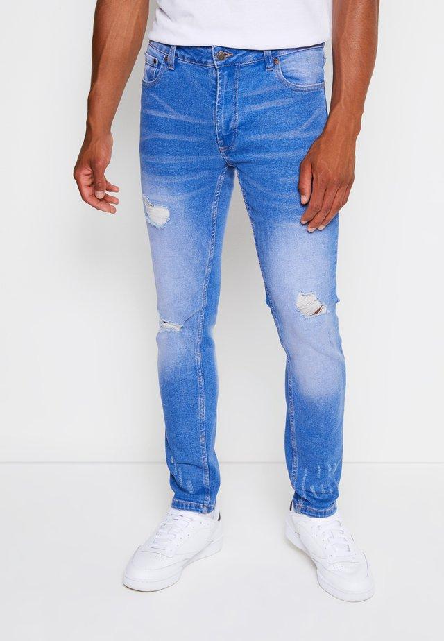 MR RED - Jeans Skinny Fit - royal blue
