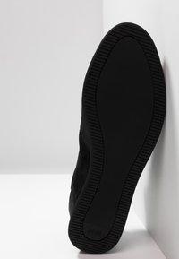 BOSS - GLAZE - Sneakers laag - black - 4