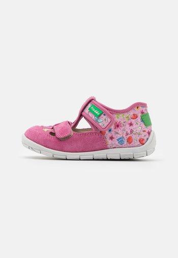 PAPUCE - Pantoffels - pink