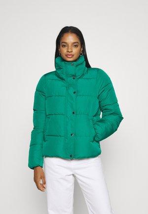 ONLCOOL PUFFER JACKET - Winter jacket - ultramarine green