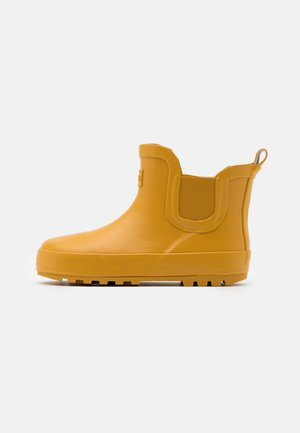 LOW CUT GOLLY UNISEX - Wellies - mustard